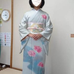 令和元年10月27日出張着付4・5件目は堺市北区&吹田市、七五三と成人式の前撮り3名でした。
