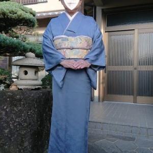 令和元年11月4日出張着付4・5件目は大阪狭山市、お宮参りと七五三の色無地&訪問着着付のご依頼でした。