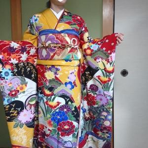 令和元年12月28日は成人式の無料リハーサル16人目、堺市美原区のO様でした。