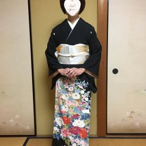 1月12日は、堺市美原区や東区、北区の出張着付と前日の成人式、13日の準備に大忙しでした。