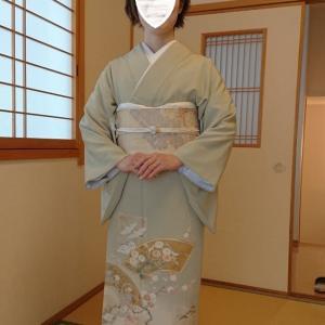 令和2年1月17日出張着付は堺市美原区新年互礼会に色留袖のご依頼でした。