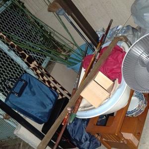 おうち時間で母の部屋と主人の部屋、屋根裏の断捨離完了