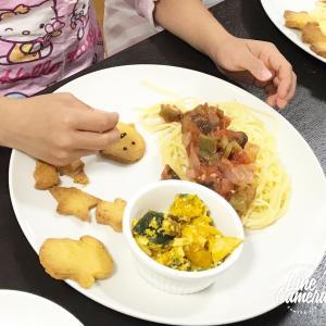 【子供お料理教室】ハロウィンメニューでした♫
