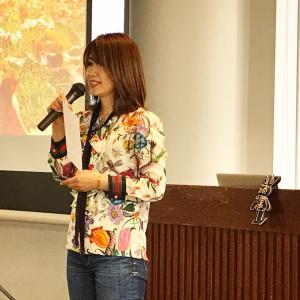 ワタナベ薫さんの新春セミナーに行ってきました!
