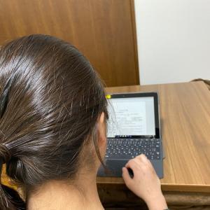 長女の中学校の休校対応~オンラインで体調確認や課題の提出