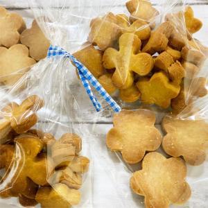 誰かを想って作る料理の楽しみ〜米粉クッキー2種類〜
