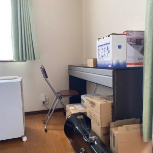 寝室のごちゃつきスペースをベット下スペースを活用し整理整頓♫