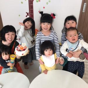 5歳のお姉ちゃんも一緒にベビーサイン!!