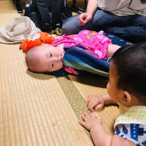 赤ちゃん同士のテレパシー