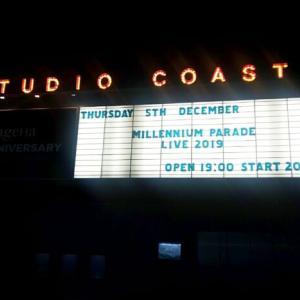 2019.12.5 Millennium Parade @新木場スタジオコースト