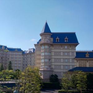 2020.9近場の旅でディズニーランドホテルへ:アリスルーム