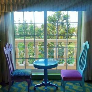 2020.9近場の旅でディズニーランドホテルへ:ルームサービスで朝食を