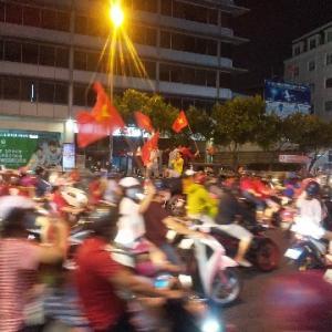 ベトナム vs. インドネシア