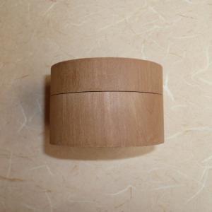 桜材で小物入れの製作