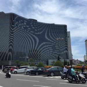 台湾  大立百貨店  屋上遊園地
