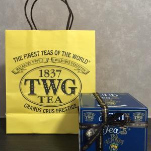 台湾で買った素敵なもの   TWG(紅茶)