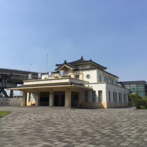 台湾  旧高雄駅舎
