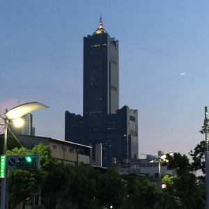 台湾  高雄85ビル