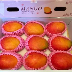 台湾に行けない2020年は1番マンゴーを沢山食べる年に