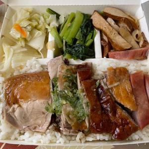 台湾のお昼ご飯