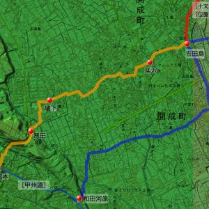 松浦武四郎「東海道山すじ日記」から(その7)