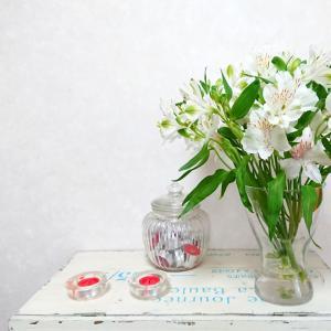 お花で心の余裕