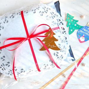 お届けのお楽しみ♥️無料クリスマスラッピング