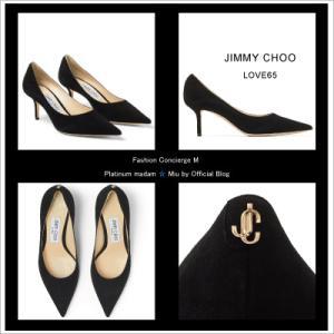 Jimmy Choo@定番パンプスは進化し安定と美ラインへ!