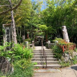 大文字山でピークハント