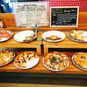 レガーロでピッツア食べ放題
