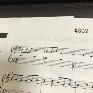 ♯302?何て読む?