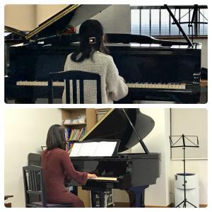 ピアノレッスン始めよう!4月からの空き枠が決まりました。