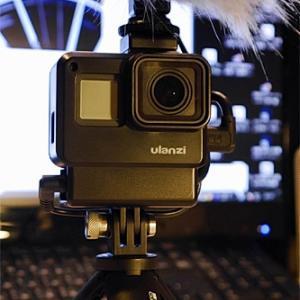 GoPro6・・・自分流手持ち撮影用カスタマイズ。
