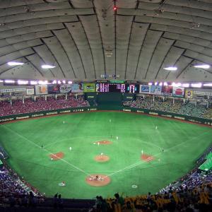 今日はプロ野球誕生の日