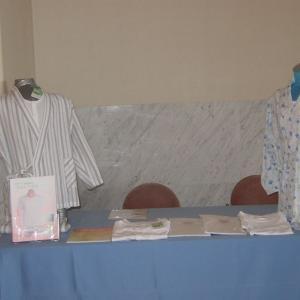 滋賀県私立病院協会 総会ロビー展示会に出展しました