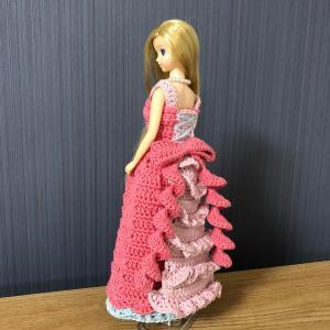 [完成]プリンセスのドレス