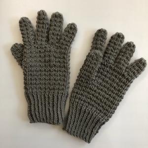 [完成]息子の手袋