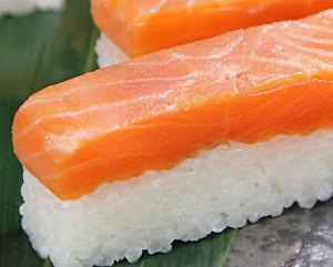 三咲羽やの「さかさ寿司」販売開始です!