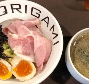 浦和 麺屋ORIGAMI