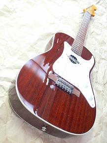 """9notesオリジナル Fender""""マリブ"""" レモデリング・ギター""""E−903M""""の販売"""