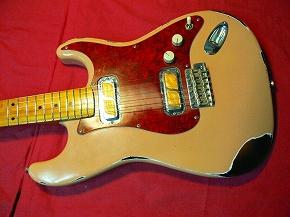 Fender Japan 57‐53 (USED)モディファイ Modify・レリック マルチレイヤードVol.3の販売