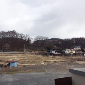 2020年 2月18日(火)茅野市積雪の様子