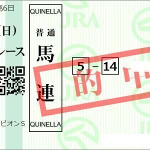 マイルCS結果と自信のジャパンカップ【限定募集】