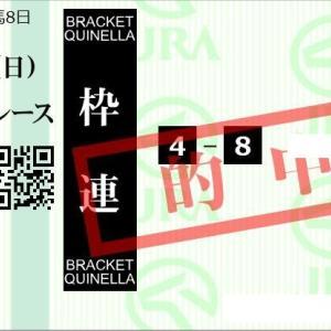 高松宮記念結果と自信の《勝負指定》大阪杯