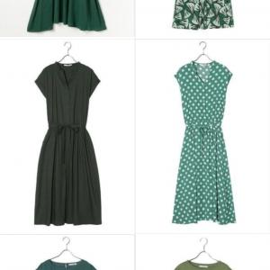 Green と コロナと トレンドカラー