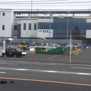 <福岡所属のTSドライバーさん>徳山駅に到着