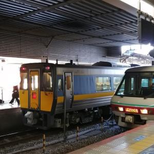 <岡山所属のYドライバーさん>岡山駅にて(^-^)