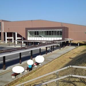 <水戸所属のOドライバーさん>新しい JR石岡駅