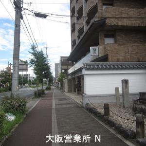 <大阪所属のNドライバーさん>レンタカーの2回送をを行いました。