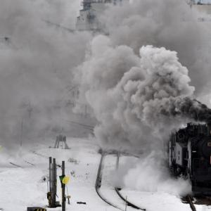 SL冬の湿原号(2020/2/16上り釧路運輸区)
